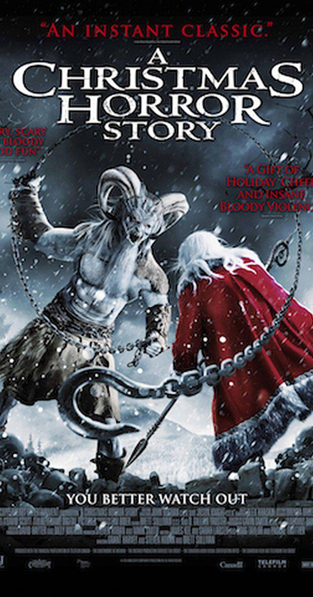 A Christmas Horror Story (Vostfr)
