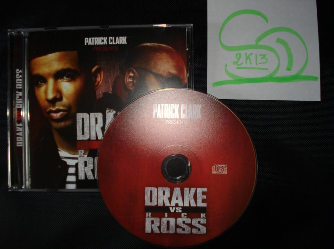 Drake vs Rick Ross (Mixed By Patrick Clark) (2013) [MULTI]
