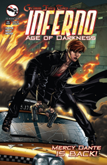 Grimm Fairy Tales - Presents Inferno Age Of Darkness