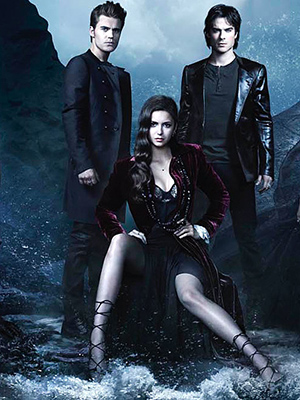 Vampire Diaries | S05 E01 VF en streaming vk filmze