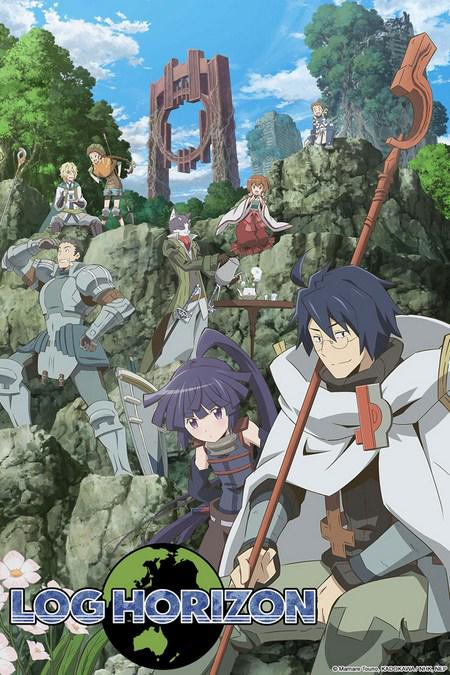 Log Horizon – Saison 1 (Vostfr)