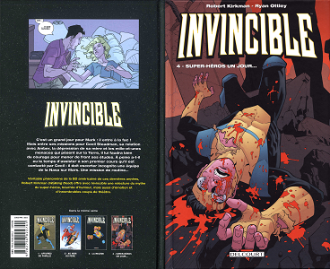 Invincible - Tome 4 - Super-h�ros un Jour
