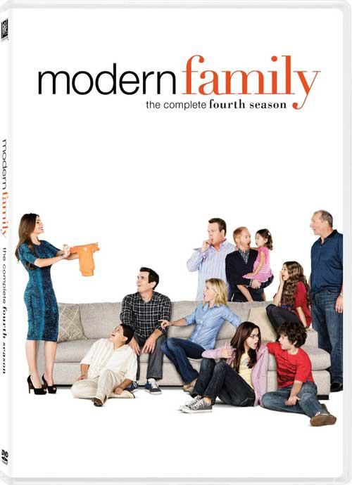[MULTI] Modern Family - Saison 1 à 4 (L'INTEGRALE) [FRENCH][DVDRIP]