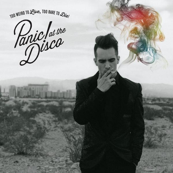 Panic At The Disco - Too Weird To Live To Rare To Die (2013) [MULTI]