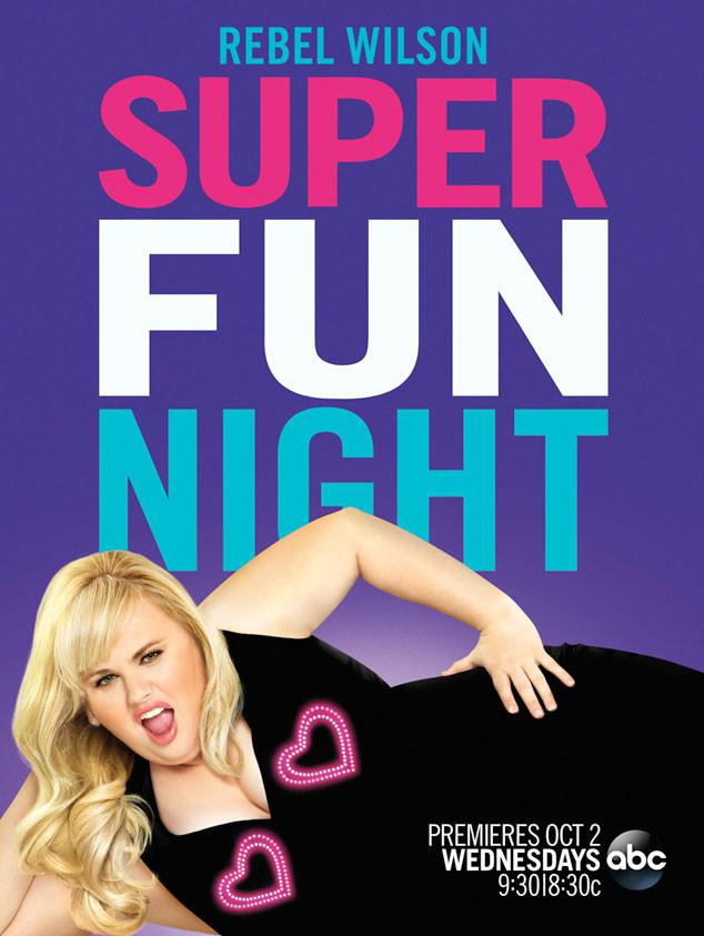 Super Fun Night – Saison 1