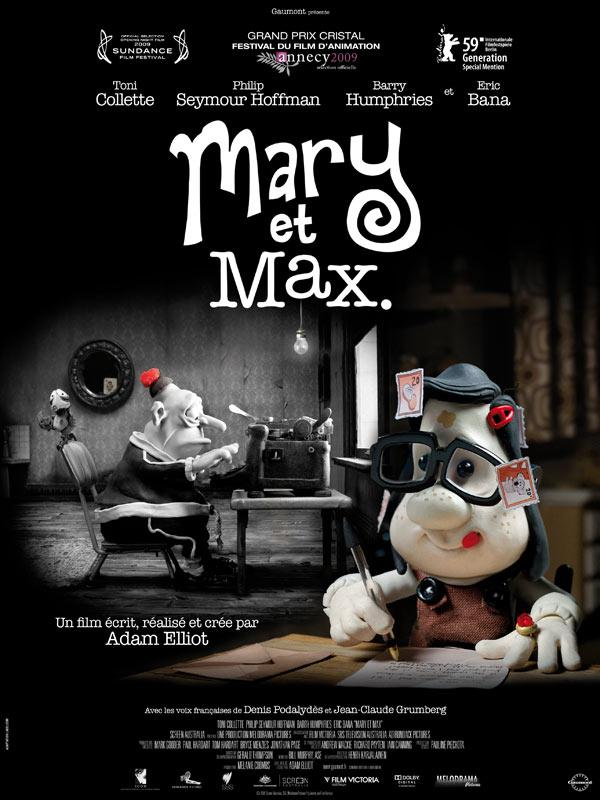 Mary et Max (VOSTFR)
