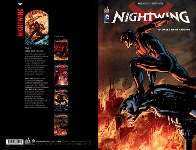 Nightwing - Tome 4 - Sweet Home Chicago