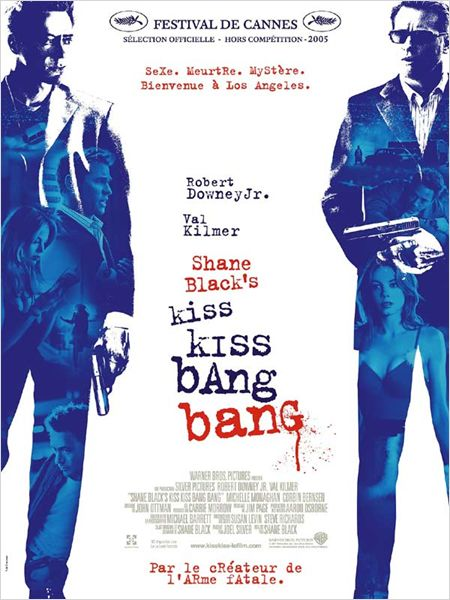 Kiss kiss, bang bang (AC3) [FRENCH] [BRRIP] [MULTI]
