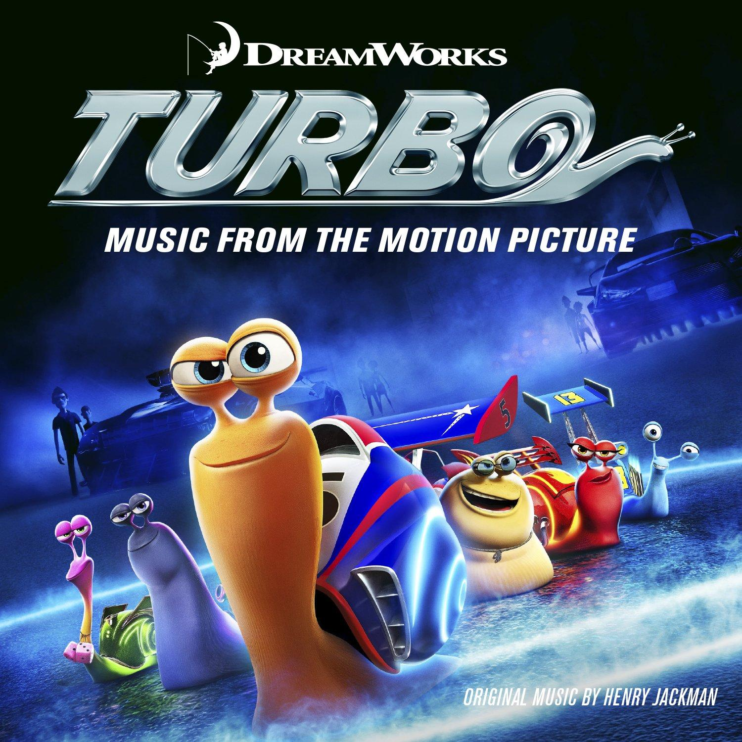 Turbo Music From The Motion Picture (2013) [MULTI]