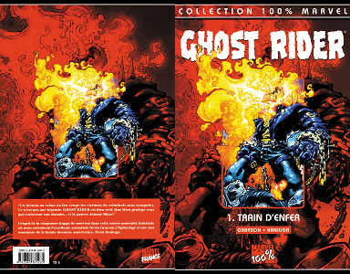 Ghost Rider - Tome 1 - Train D'Enfer