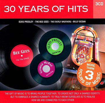 [MULTI] 30 Years Of Hits: The 50's. The 60's. The 70's