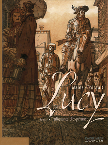 Lucy [Tome 01] [BD]