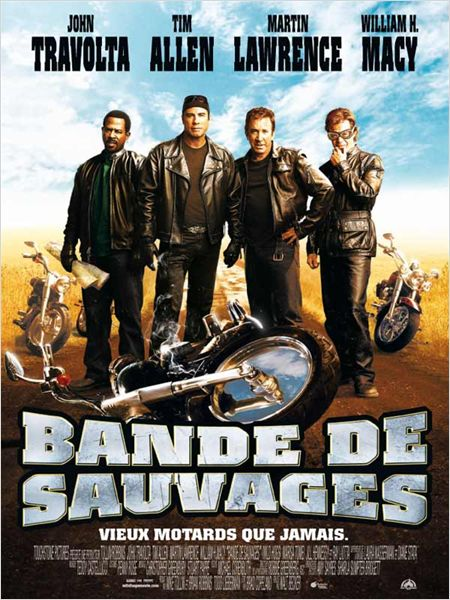 Bande de sauvages (AC3) [FRENCH] [DVDRIP] [MULTI]