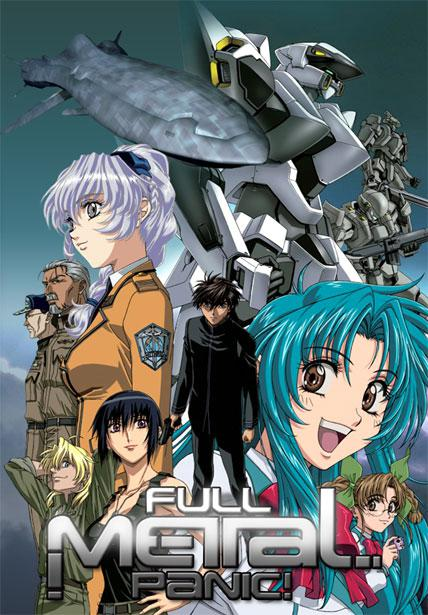 Full Metal Panic – Saison 1