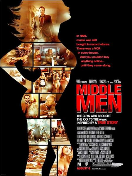 Middle Men (AC3) [FRENCH] [BRRIP] [MULTI]