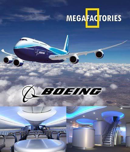 [Multi] Mega Factories - Boeing 747 [FRENCH | HDTV]