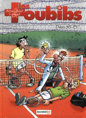 Les Toubibs (2003) 4 Issues