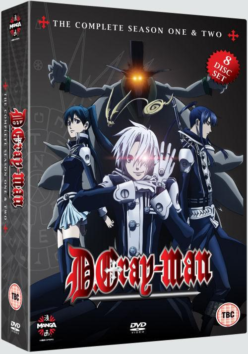 D.Gray Man (Vostfr)
