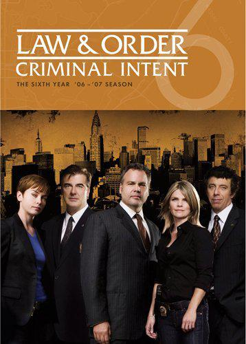 Law And Order: Criminal Intent – Saison 6