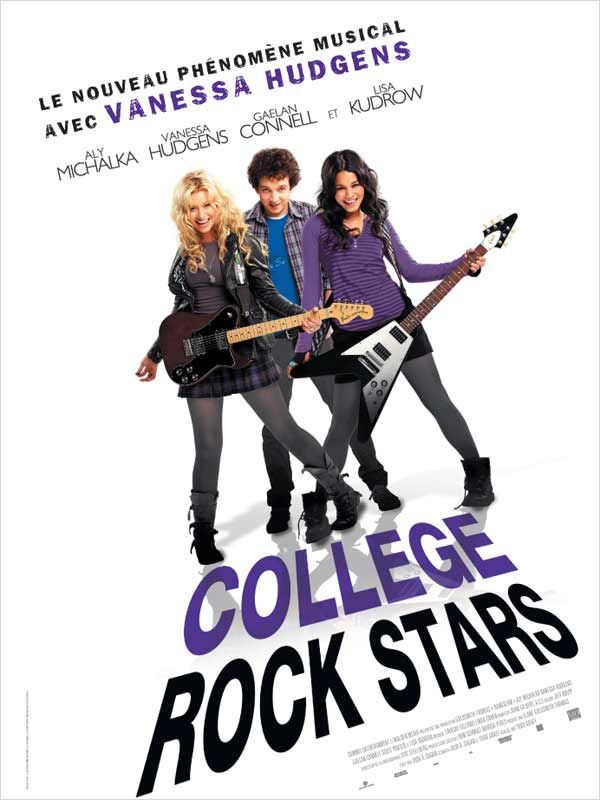 College Rock Stars  [DVDRiP AC3] [FRENCH] [MULTI]