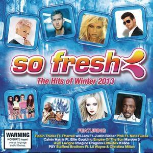 [Multi] So Fresh: The Hits Of Winter 2013