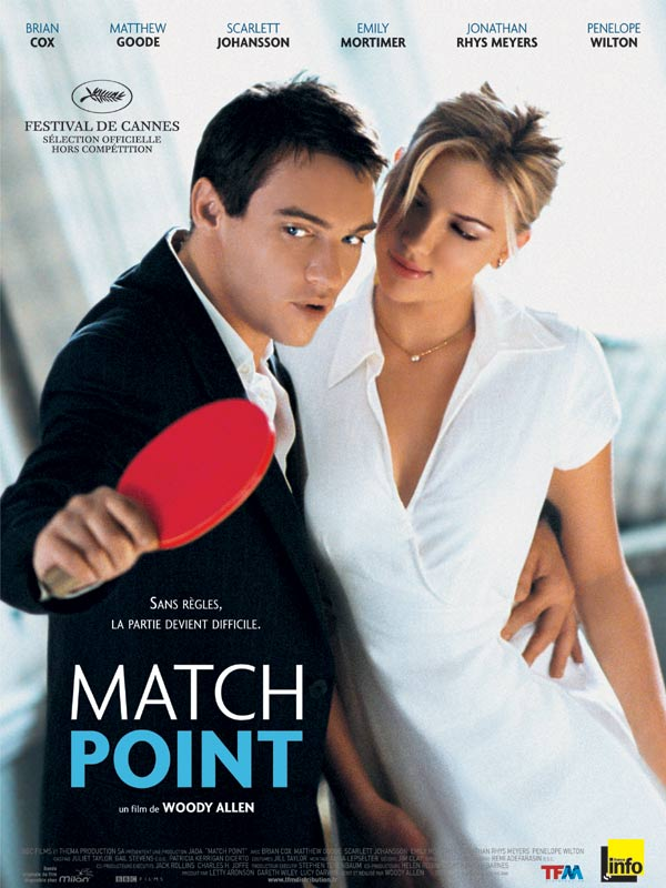 Match Point [FRENCH] [Bluray 720p] [MULTI]