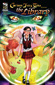 Grimm Fairy Tales Presents - The Library - Tome 2