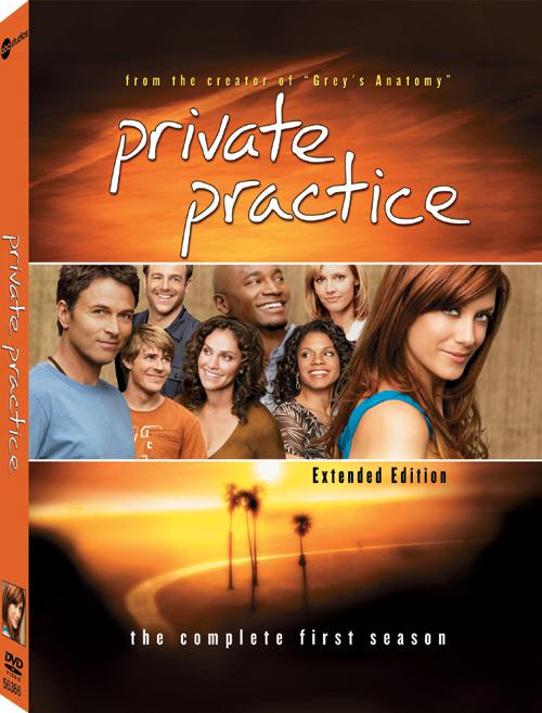 Private Practice – Saison 1