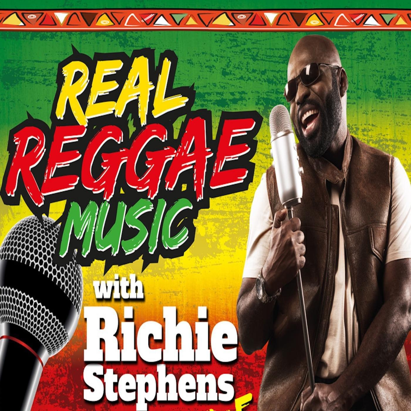 Richie Stephens - Real Reggae Music (2013) [MULTI]