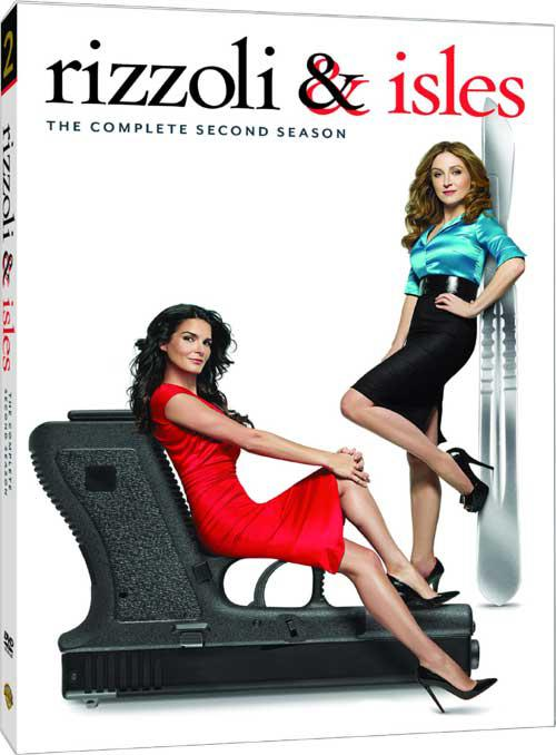 Rizzoli and Isles – Saison 2 (Vostfr)