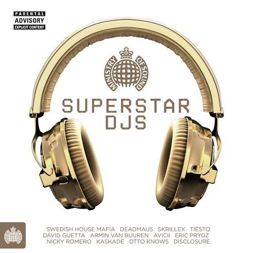 Ministry Of Sound - Superstar DJs (2013) [MULTI]
