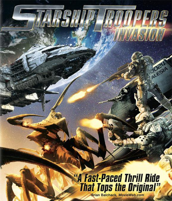 [MULTI] Starship Troopers Invasion [VOSTFR][BDRIP]