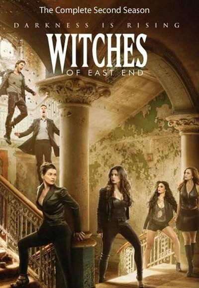 Witches of East End Saison 2 vf