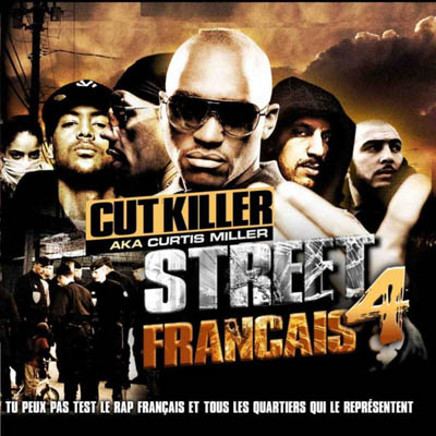Cut Killer Street Francais Volume 4