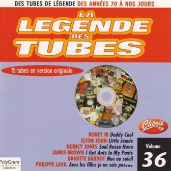 [MULTI] La Legende Des Tubes [1996-1998] Vol_36
