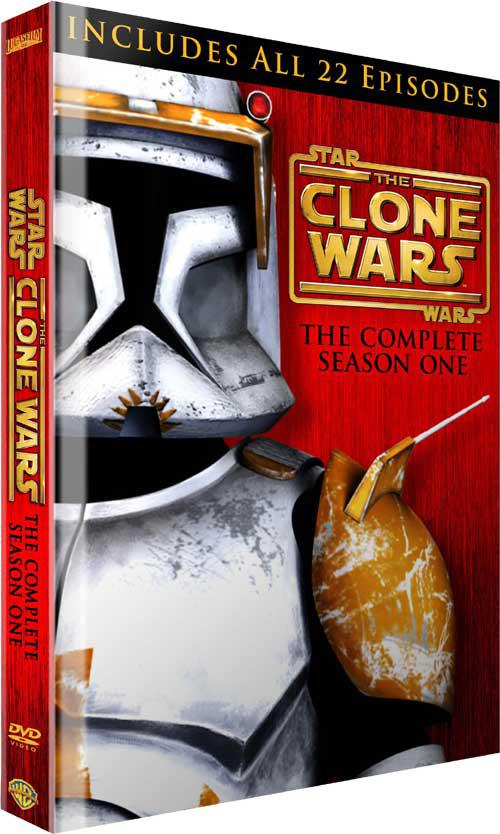 Star Wars The Clone Wars – Saison 1 (Vostfr)