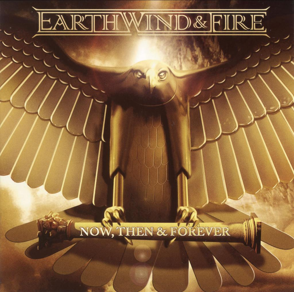 Earth Wind And Fire - Now Then And Forever (2013) [MULTI]