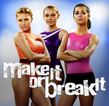 Championnes à Tout Prix (Make it or Break it) – Saison 3