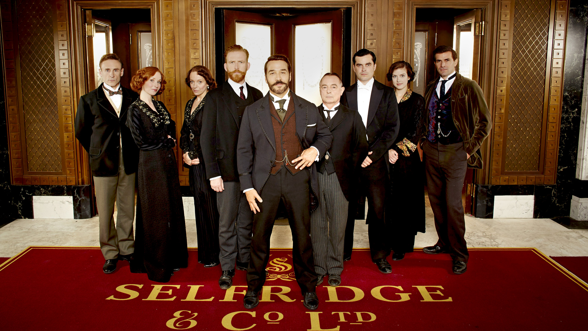 Mr. Selfridge – Saison 4