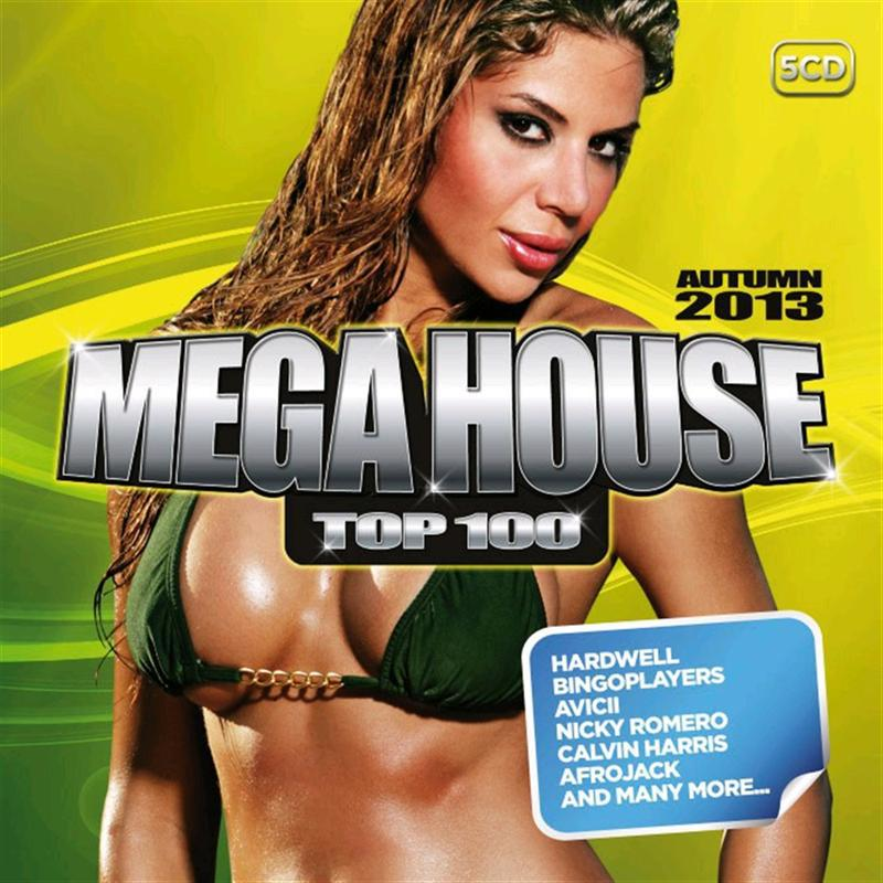 Mega House Top 100 Autumn 2013 [MULTI]