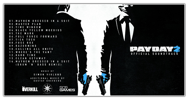 Payday 2 OST (2013) [MULTI]
