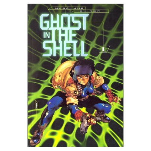 Ghost In The Shell 1-4 sur Bookys