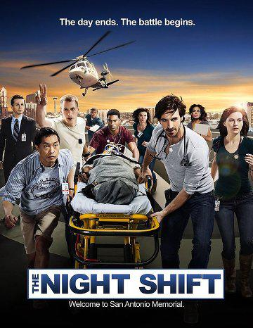 The Night Shift – Saison 1 (Vostfr)