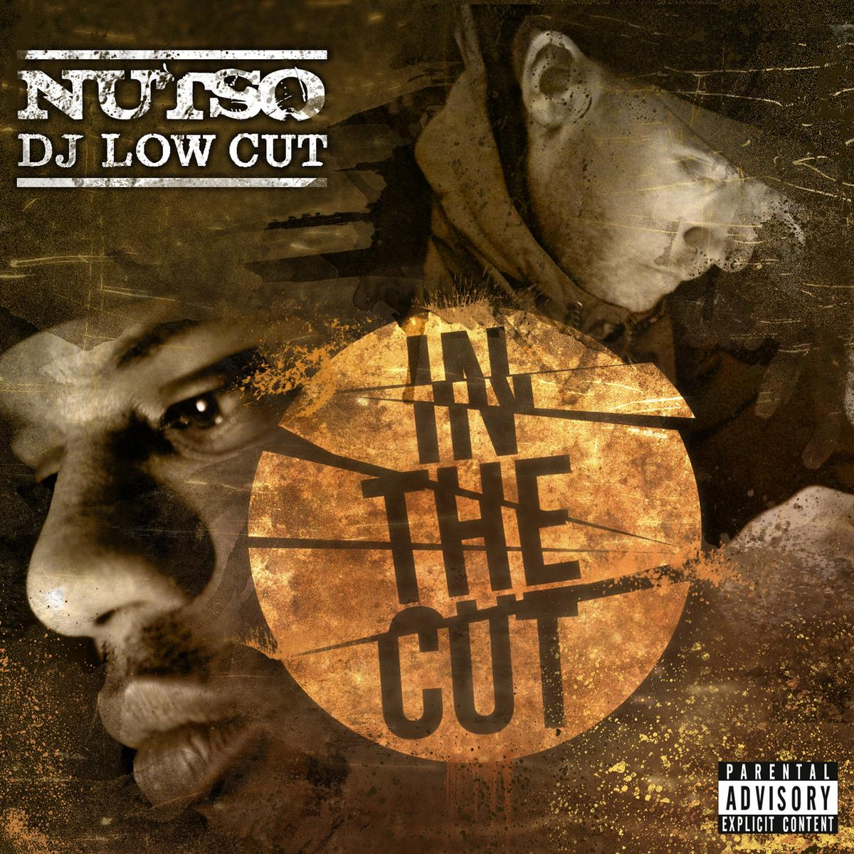 Nutso and DJ Low Cut - In the Cut (2013) [MULTI]