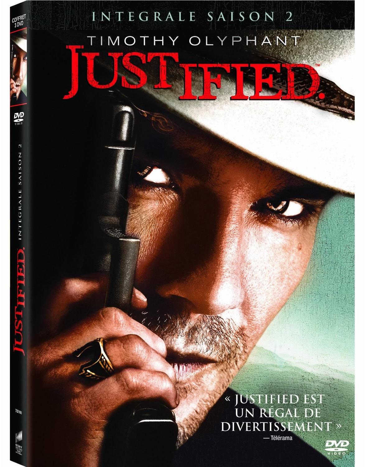 Justified – Saison 2