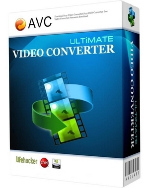 [UL-To] - Anvsoft Any Video Converter Ultimate v5.8.3 Incl Serial