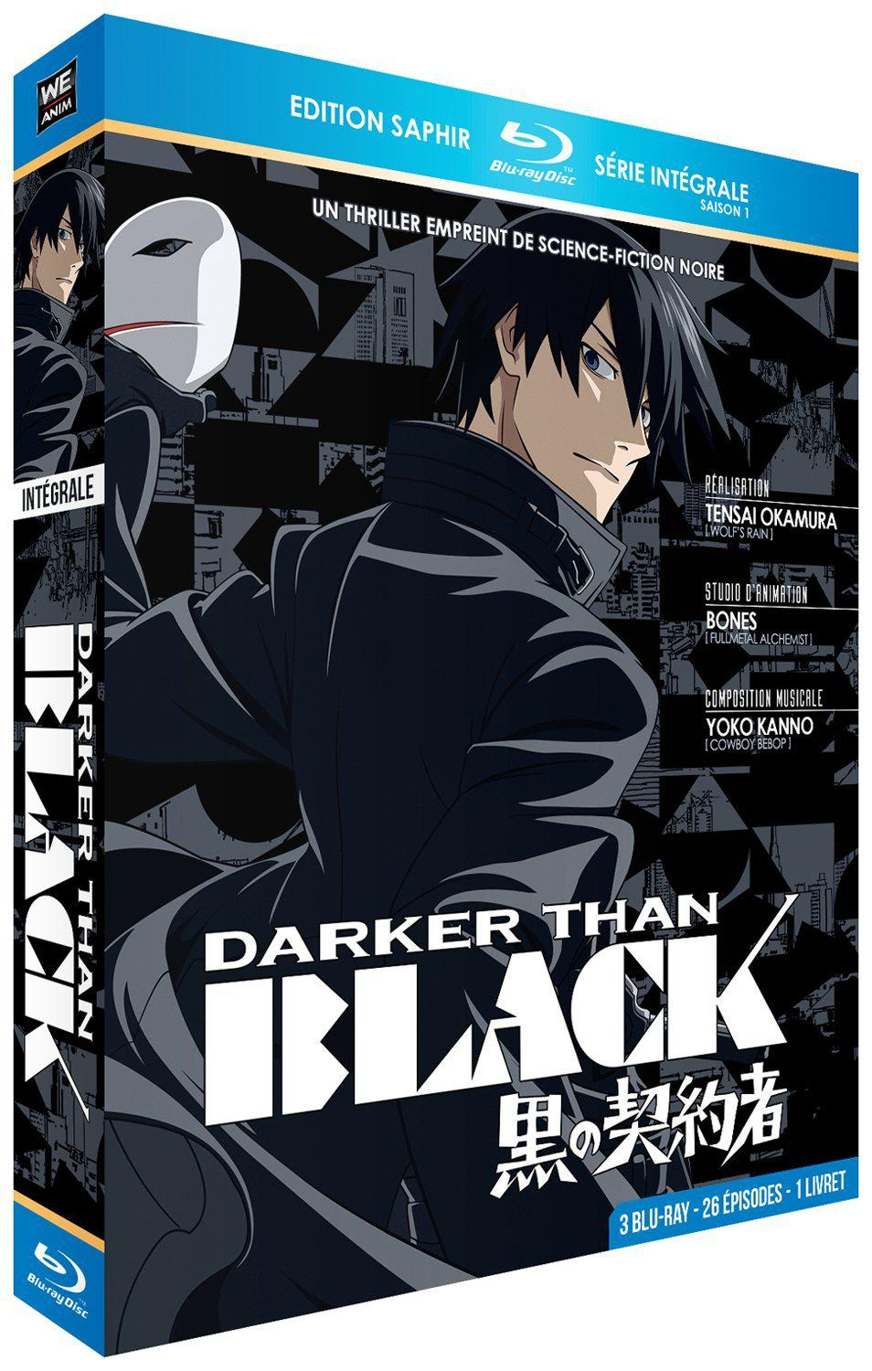 Darker than Black Saison 1
