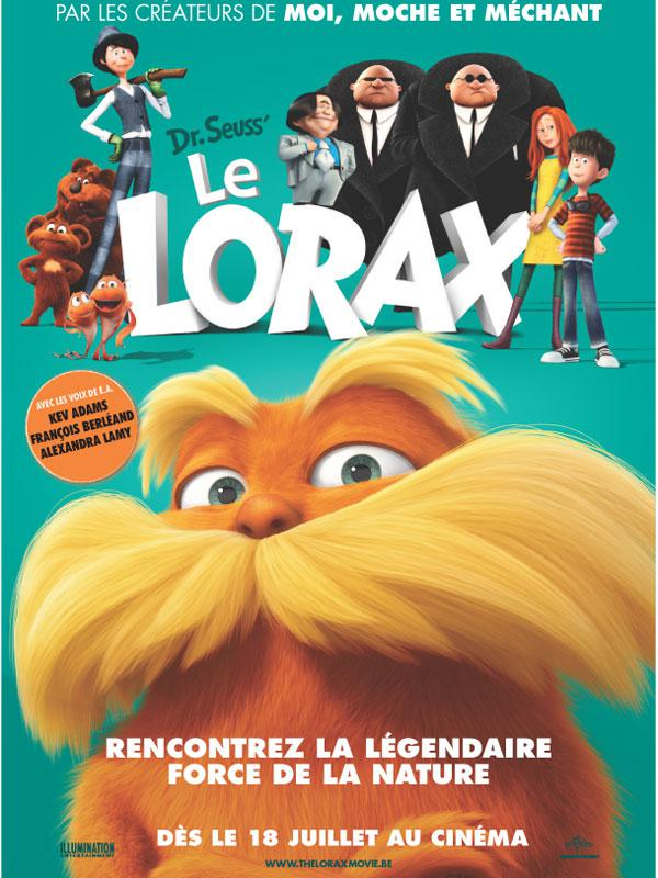 [MULTI] Le Lorax [VOSTFR][DVDRIP]