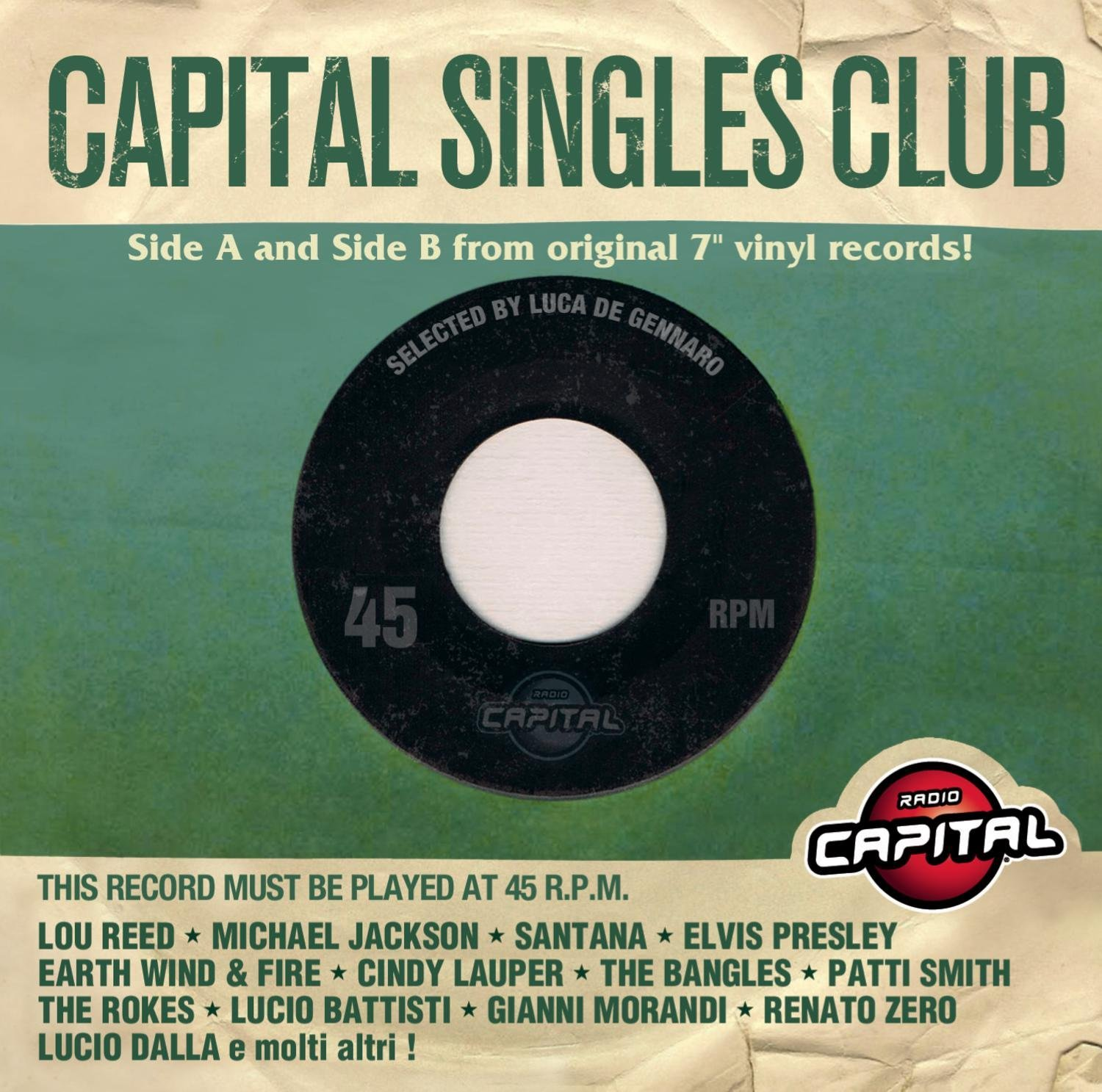 VA - Capital Singles Club (2013)