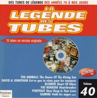 [MULTI] La Legende Des Tubes [1996-1998] Vol_40